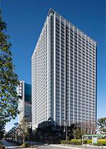 NTTファイナンス本社ビル写真